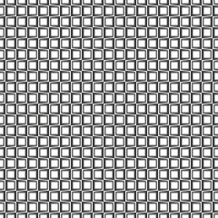 Grey grid seamless pattern on white background.