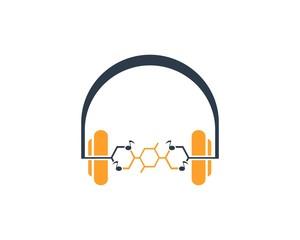 headphones, music, song
