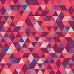 Seamless Pattern of geometric shapes