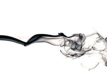smoke photo as a wallpaper