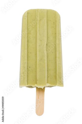 Matcha Tea Popsicle