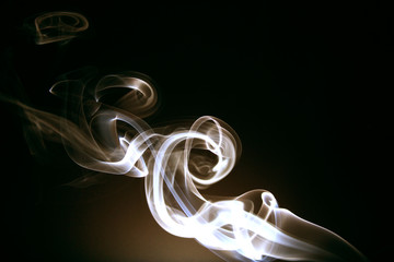 smoke photo as a wallpaper