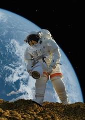 Camera in space.