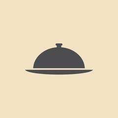 Garden Poster UFO food cover icon