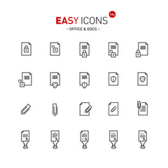 Easy icons 16a Docs