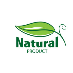 logo natural product