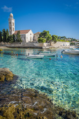 Hvar city, Croatia