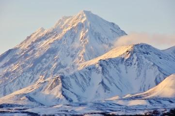 Beautiful volcanic landscape Fototapete