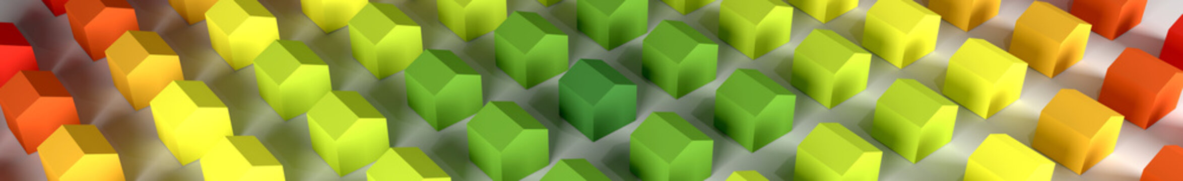 DPE 2021 réhabilitation logement et immobilier Diagnostic de Performance énergétique maisons propriétaires échelle énergétique bannière