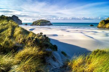 Küstenlandschaft, Meer, Dünen