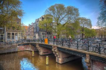 Amsterdam autumn.
