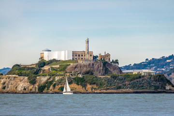 Alcatraz Island - San Francisco, California, USA