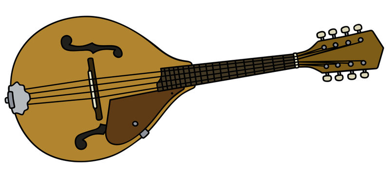 Classic country mandolin