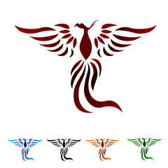 phoenix expanded wings with  balance