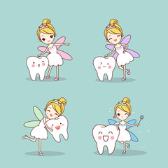 tooth with fairy