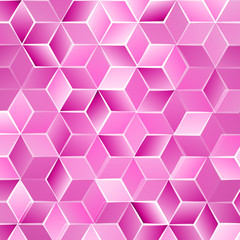 Fresh modern spring-summer abstrakt y background with cubes . Vector illustration.