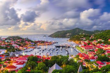 St. Barth's in the Caribbean