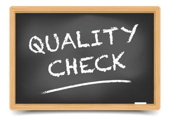 Blackboard Quality Check