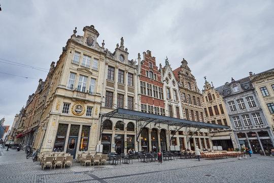 Leuven City, Belgium