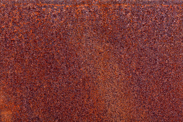 rusted metal texture Wall mural
