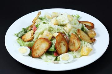 Appetizing salad.