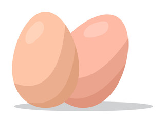 egg vector symbol icon design.