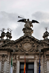 Portada universidad de Sevilla