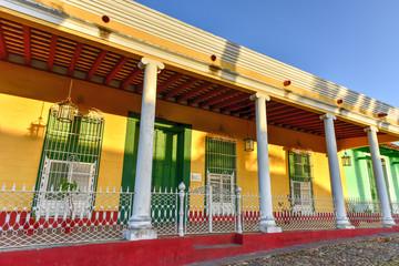 Plaza Mayor - Trinidad, Cuba