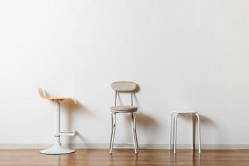 Fototapeta 広い部屋と椅子,インテリア