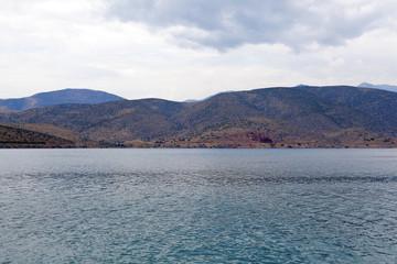 Itea gulf, Fokida, Greece
