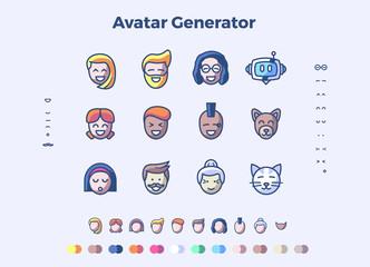 Avatar Generator