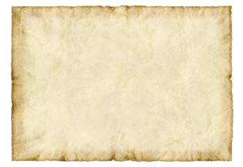 Altes Papier, Pergament