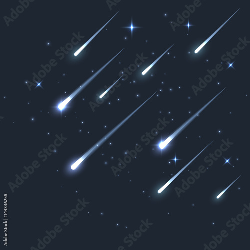 asteroid with galaxy background - photo #24