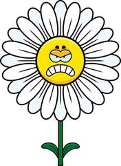 Angry Daisy