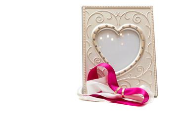 Wedding frame - Isolated
