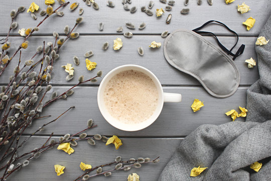 Spring coffee