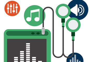 Streaming Audio Infographic 1