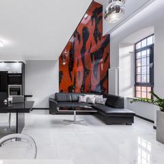 Urban style apartment interior