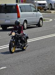 オートバイ 大型二輪車