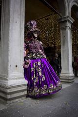 Venice, Italy Venice Carnival - Venetian Mask
