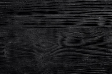 Photo of wooden background texture old black