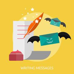 Writing Messages Conceptual Design