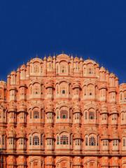 Hawa Mahal (Wind Palace), Jaipur, Rajasthan, India