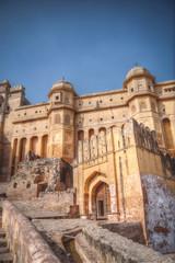 Fotorolgordijn Algerije Amber Fort