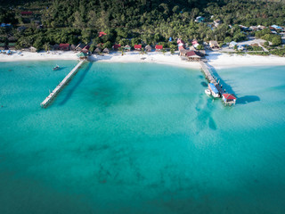 Koh Rong from above