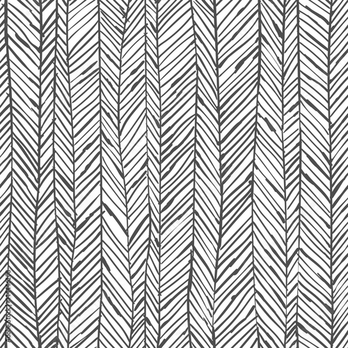 Abstract Herringbone Background Seamless Pattern Wallpaper In