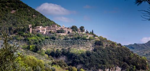 Collepino, Umbria, Italy