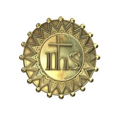 IHS - Monstranz