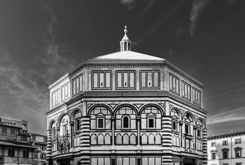 Baptistery, Florence, Tuscany, Italy