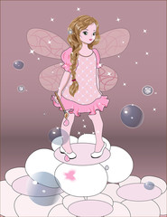 little fairy girl
